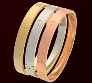 Bracelet Skinny Thin Hinged Bangle Rose Gold Luxury Designer