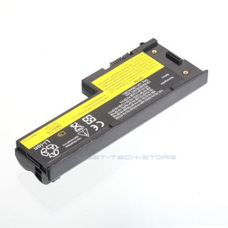 New Notebook Laptop Battery for IBM ThinkPad 2524 X60 X60s X61 X61s