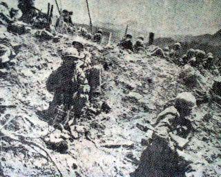 Battle of Hamburger Hill 937 Dong AP BIA Mountain Vietnam War in 1969