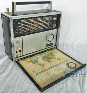 Audiovox 2930 Shortwave Radio Receiver FM SW 7 Band Transistor Radio