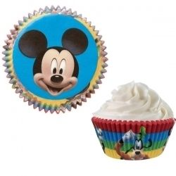 Mickey Minnie Cupcake Baking Decoration Party Cups Tree