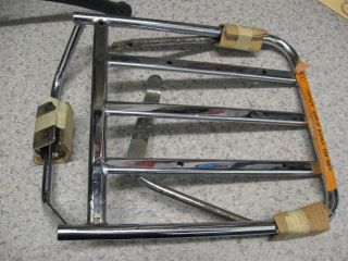 Oiginal Complete NOS VCOA BBQ Rear Rack for SMALL FRAME SPRINT RALLY