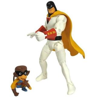 Hanna Barbera Space Ghost 6 inch Action Figure by Jazwares 2012
