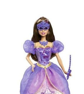 Mattel P6157 Barbie and The Three Musketeers Viveca Doll