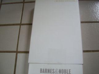 Barnes Noble BNRZ100 Nook 3G WiFi eReader eBook Wi Fi and 3G Built In