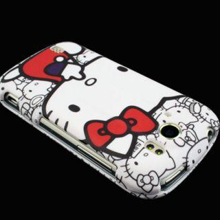 Case Car Charger for T Mobile myTouch 4G Slide Hello Kitty B Holster