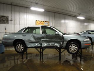Park Avenue Automatic Transmission w O supercharger 85565 Miles