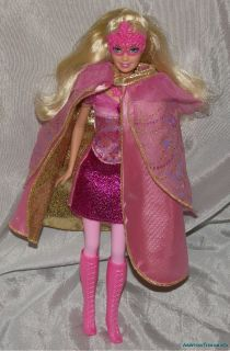 Mattel 2008 Barbie and the Three Musketeers 2 In 1 Corinne Doll