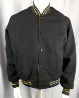 TV Show Crew Wool Varsity Jacket Large Betty White Bea Arthur