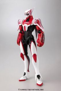 Barnaby Brooks Jr Tiger and Bunny s H Figuarts Action Figure from