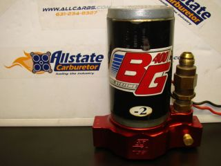 Bg400 Barry Grant Electric Fuel Pump Remanufactured BG 400