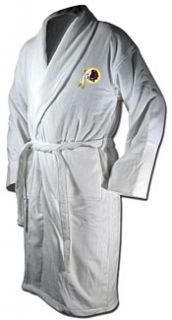 Washington Redskins NFL Football Terry Bath Robe New