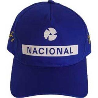 Ayrton Senna Hat Cap Nacional Formula 1 F1 Brand New