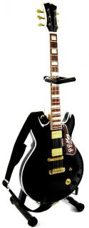 Miniature Guitar BB King Black Super Lucille Awesome