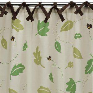 Disney Winnie The Pooh Fabric Shower Curtain Kids Bear