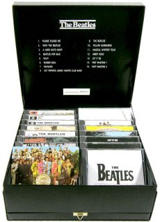 The Beatles HMV Complete Compact Disc Collection Box