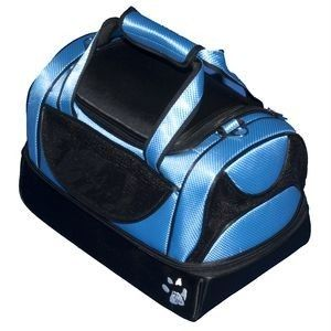 Aviator Dog Pet Carrier Car Seat Bed Caribbean Blue SM