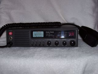 Radio Shack TRC 495 CB Base Station Radio