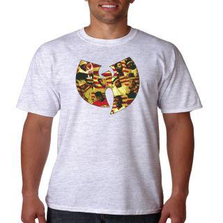 Wu Tang Clan Group Logo T Shirt Killa Beez New s 3XL