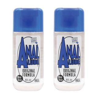 2pc Water Based Desensitizing Anal Lube Personal Lubricant