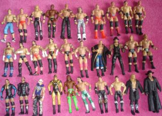 WWE Mattel Elite Series Wrestling Figures Basic Legends Entrance