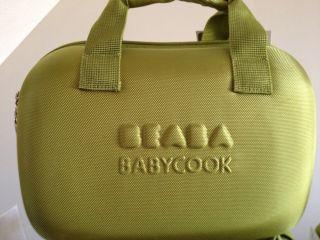 Beaba Babycook Green Travel Bag Tote Case