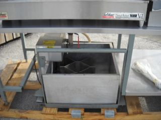 Belshaw Mark VI Donut Robot Fryer Conveyor System Model Mkvi 208V 3PH