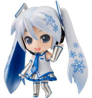 Good Smile Company Nendoroid Petit Miku Hatsune Snow Miku Set
