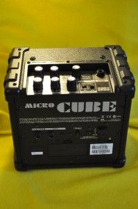 Roland Micro Cube Battery AC Powered Electric Guitar Amplifier