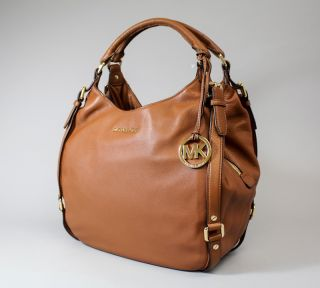 Michael Kors Bedford Large Shoulder Tote Luggage $398