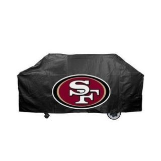 Francisco 49ers Deluxe Heavy Duty Barbeque BBQ Grill Cover NFL