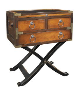 Models Bombay Box End Bedside Wood Table Reproduction Furniture