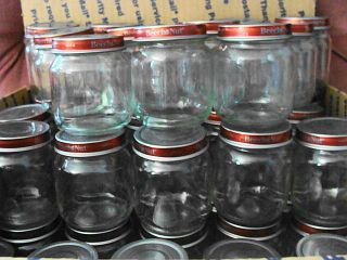 Empty Baby Food Jars 20 Empty Baby Food Gla...