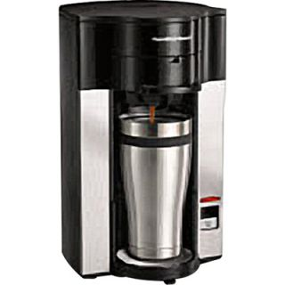 new hamilton beach personal cup coffee maker with 18 senseo coffee