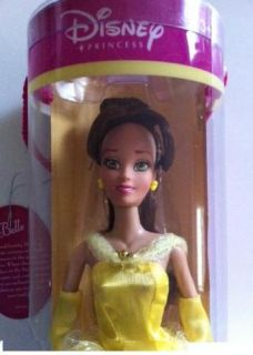 Disney Princess Belle Beaty The Beast Barbie Doll