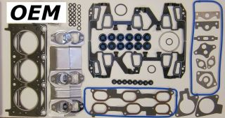 93 99 3 1L 3100 189 V6 ENGINE HEAD GASKET SET GM M CODE CYLINDER
