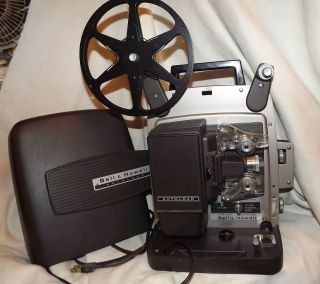 Bell Howell 346 A Super 8mm Autoload Projector