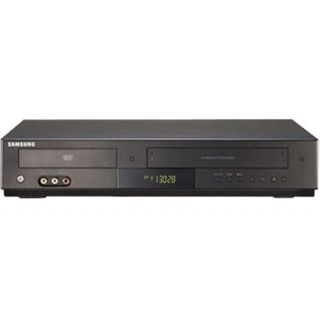 Samsung DVD V6800 Multi System DVD Player VCR Recorder Combo