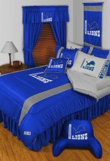 DETROIT LIONS *BEDROOM DECOR* **MORE ITEMS**
