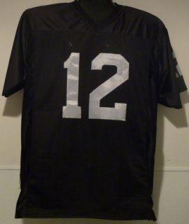 Ken Stabler Autographed Signed Oakland Raiders Jersey