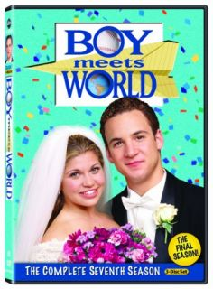 Boy Meets World The Complete Seventh and Final Season 031398144434