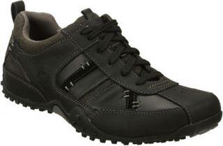 Skechers Urbantrack Legion 61756 Mens Black Casual Athletic Shoes