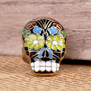 Skull Ring Opera Mask Collection Betsey Johnson Jewelry