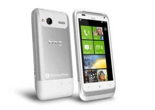 HTC Radar 4G   8GB   White (T Mobile) Smartphone Windows 7.5 Excellent