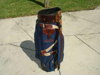 Belding Sports Classic Bushwhacker Golf Cart Bag
