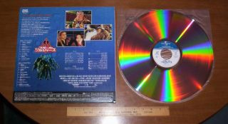 Japan LD Small Soldiers 2 35 1 Widescreen Dolby Digital Audio RARE