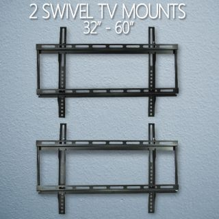 TV Wall Mount for 32 37 42 46 50 52 60 LCD LED Plasma Display Flat