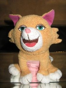 Stanley 7 Elsie Cat Bean Plush Doll Toy