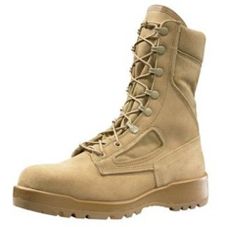 BELLEVILLE DESERT TAN 340 DES ST BOOTS (army military tactical combat