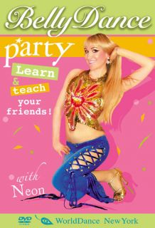 Your Friends! Hot belly dance combinations for club and party dancing